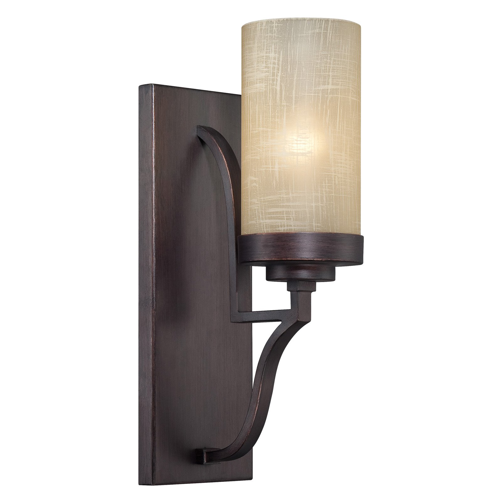 Designers Fountain 83601 Castello Wall Sconce in Tuscana Finish by Designers Fountain