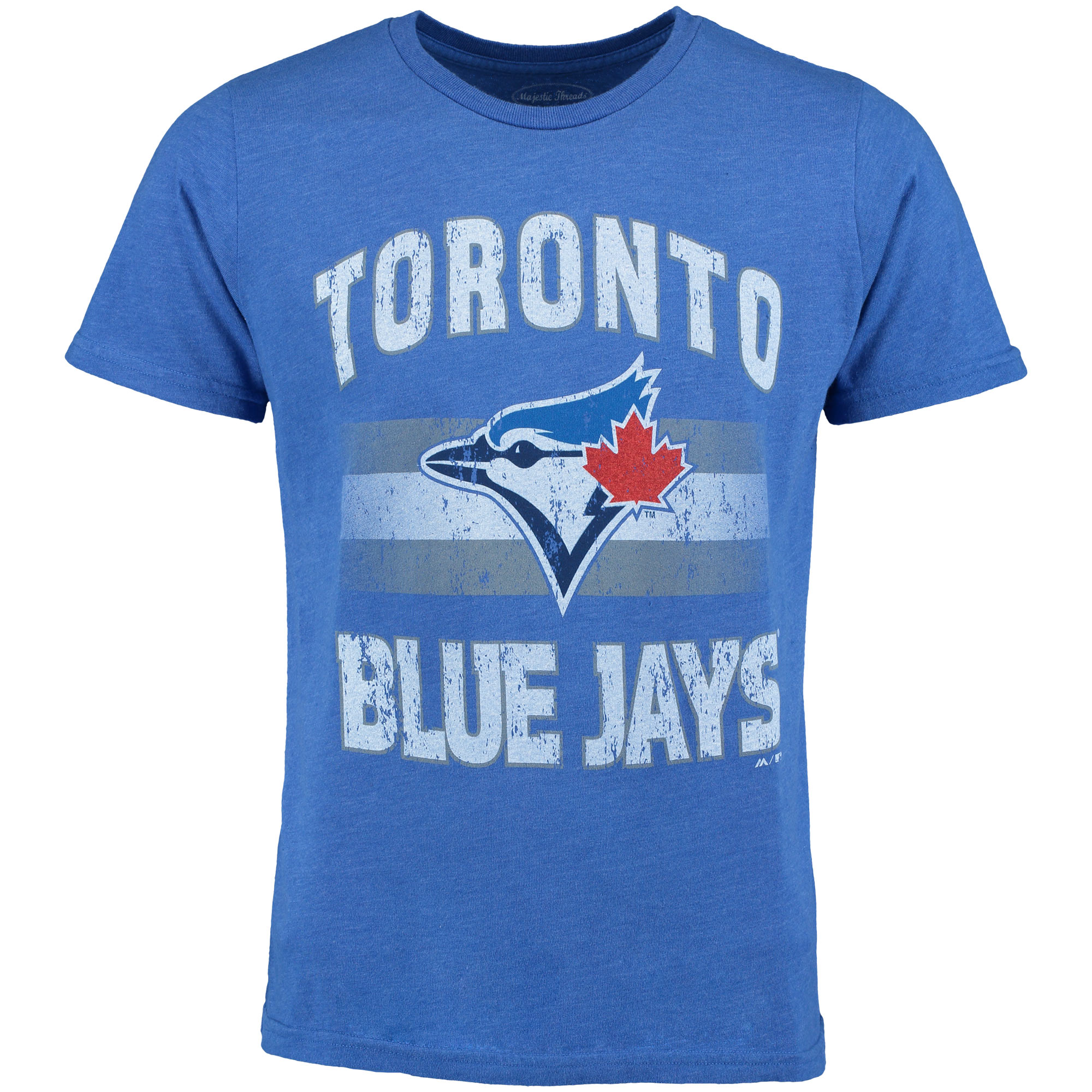 Toronto Blue Jays Majestic Threads Exclusive T-Shirt - Royal