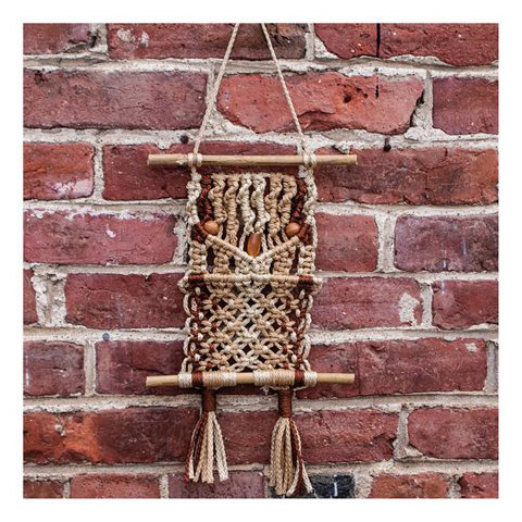 Pepperell Crafts Macramé Owl Kit