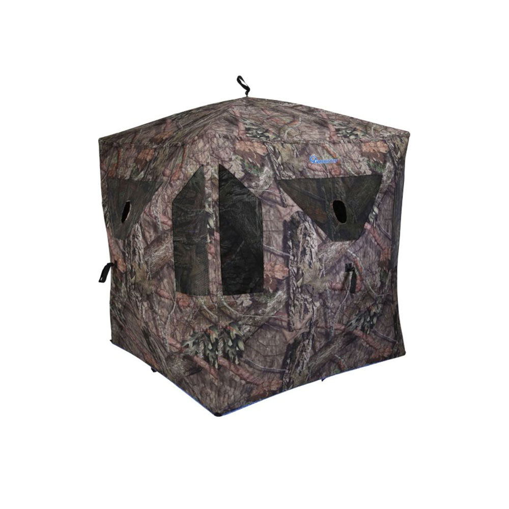 Ameristep Polyester Element Hunting Ground Blind, Mossy Oak Break Up Country