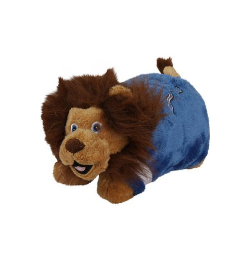 Detroit Lions Sport Pillow Pet Mini Mascot Plush Toy 1011 Walmart Com