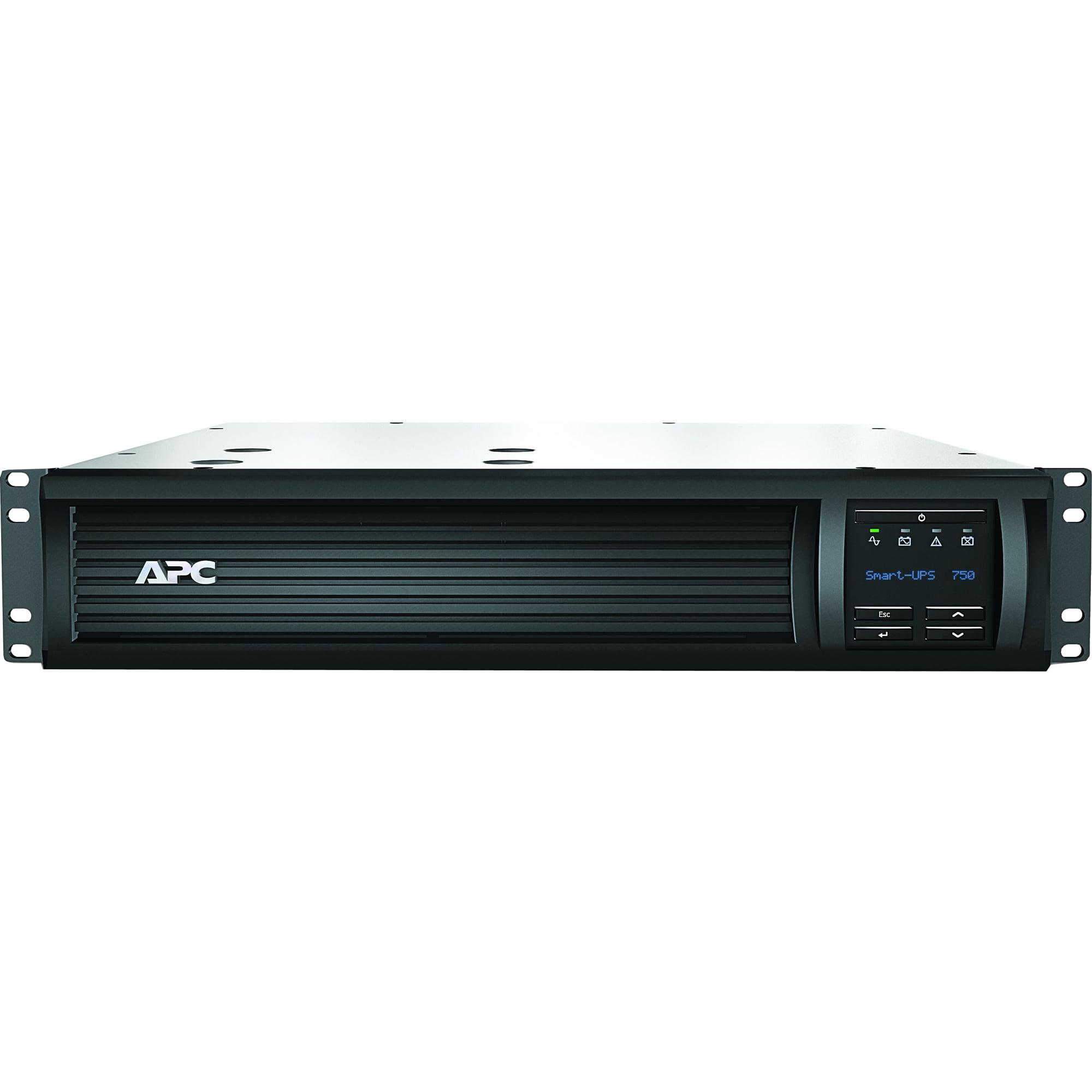APC Smart-UPS 750 LCD UPS 500 Watt 750 VA by APC