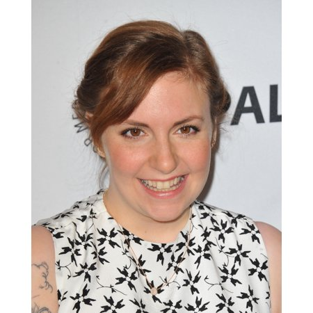 Lena Dunham At Arrivals For 32Nd Annual Paleyfest Honors Hbos Girls The Dolby Theatre At Hollywood And Highland Center Los Angeles Ca March 8 2015 Photo By Dee Cerconeeverett Collection Photo Print