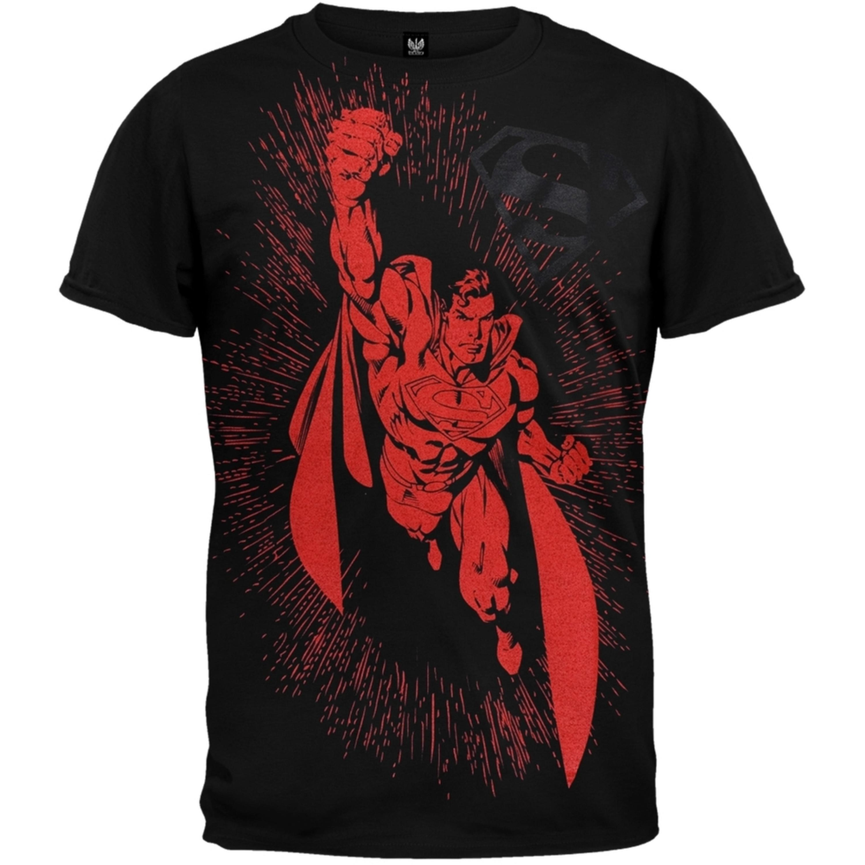 Superman - Train Youth T-Shirt