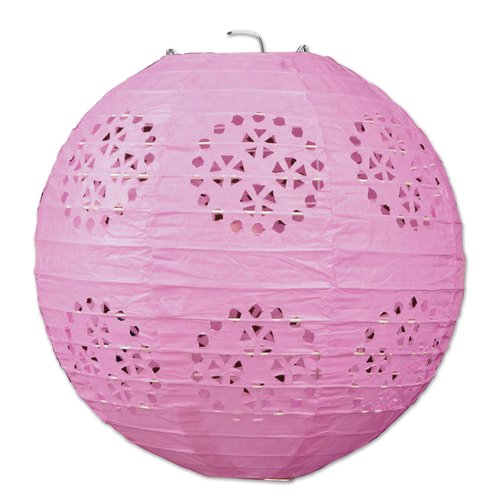 The Beistle Company Lace Paper Lantern