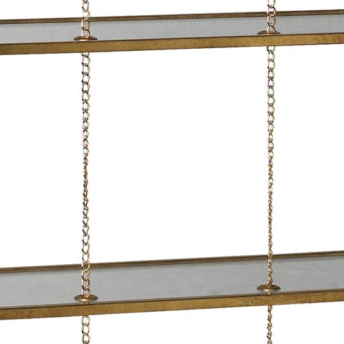 Everly Quinn Kepler Singapore Sling Etagere Bookcase by