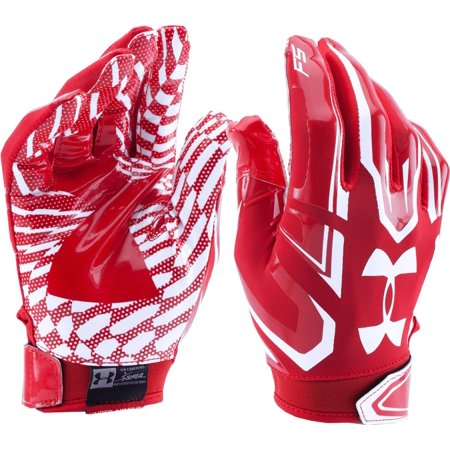Under Armour Adult F5 Receiver Gloves ()