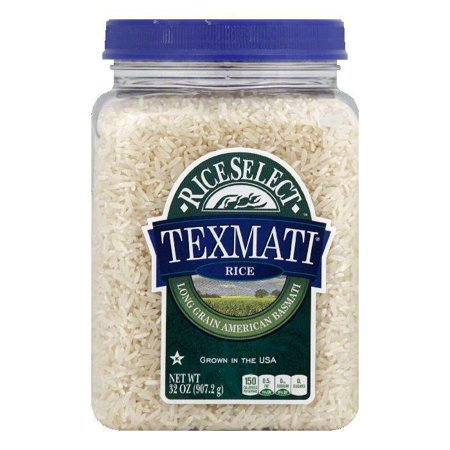 Texmati long grain american basmati rice, 32 oz (pack of (Difference Between Basmati And Long Grain Rice)