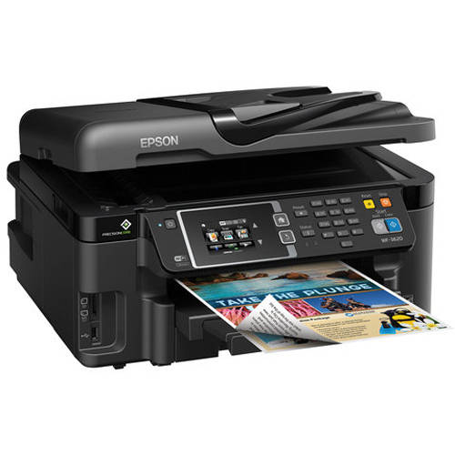 Epson WORKFORCE WF-3620 A4 All-in-One Business Printer
