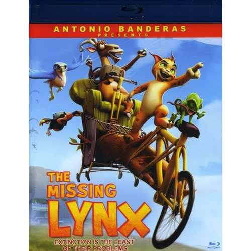 The Missing Lynx (Blu-ray) (Widescreen)