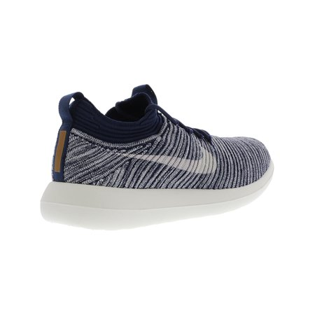 premium selection 73e46 7747b Nike Women s Roshe Two Flyknit V2 Pale Grey   Dark Ankle-High Running Shoe  ...
