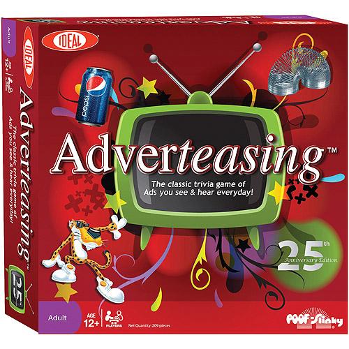 Adverteasing Board Game by POOF-Slinky, Inc.