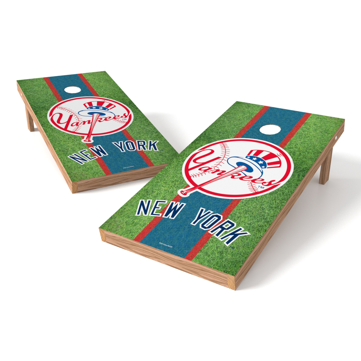 TTXL Shield Field MLB New York Yankees Bean Bag Toss Game