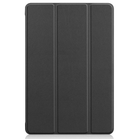 Huawei MediaPad M5 Lite 10 Case - Slim&Lightweight PU Leather Cover with Magnetic Bracket Designed for Huawei MediaPad M5 Lite 10.1 inch Tablet - Black - image 4 of 9