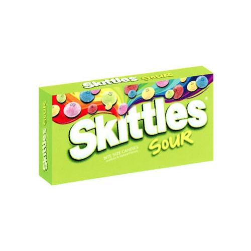 Skittles Sour Box: 12 Count