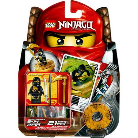 Lego Ninjago Black (LEGO Ninjago Cole DX)