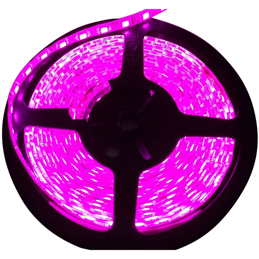 Race Sport Accessories RS-5050-5MP 5050 LED Strip, 5m, Purple