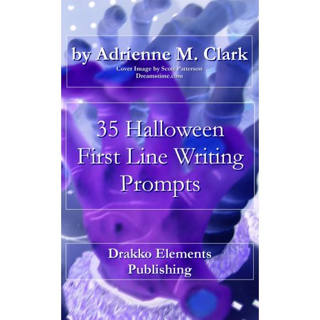 Halloween Writing Prompt (35 Halloween First Line Writing Prompts -)