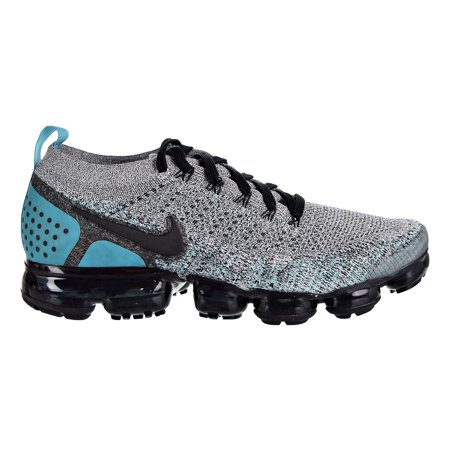 Mens Vapor Glove Shoes - Nike Air Vapor Max Flyknit 2 Men's Shoes White/Black/Dusty Cactus 942842-104