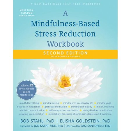 A Mindfulness-Based Stress Reduction Workbook (Edition 2) (Paperback)