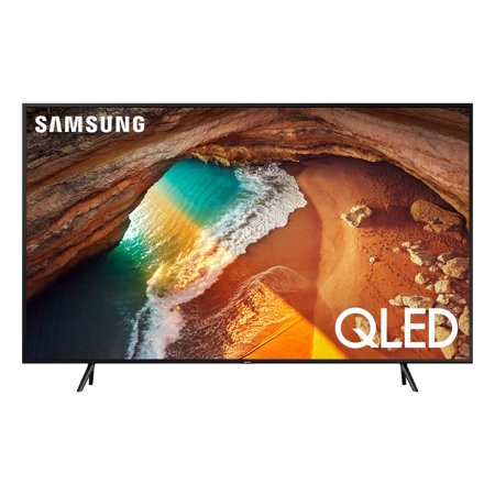 "SAMSUNG 49"" Class 4K Ultra HD (2160P) HDR Smart QLED TV QN49Q60R (2019 Model)"