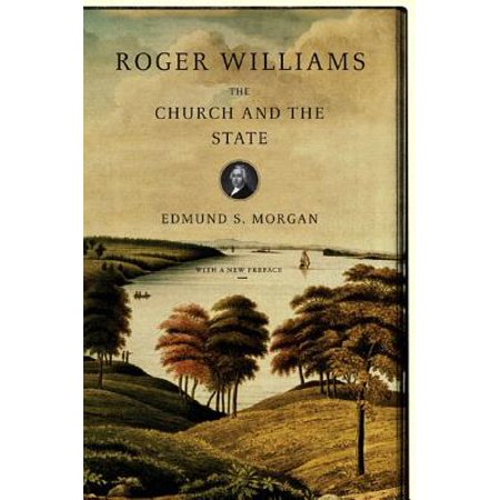 Roger Williams: The Church and the State - eBook - Roger Williams Park Halloween
