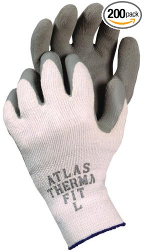 Product Image Atlas Therma Fit Coated Glove   Size: Large   Unit: Single  Pair (1