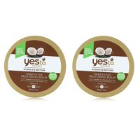 Yes To Coconut Hydrate & Restore Head-to-toe Restoring Balm, 3 Oz (Pack of 2)