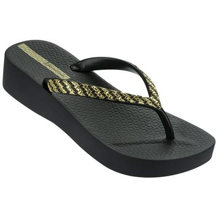 Ipanema Shoes (Ipanema Women's Wedge Mesh Platinum)