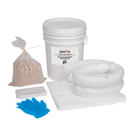 Zenith Safety Products 5-Gallon Spill Kit - Oil Only - image 1 of 1