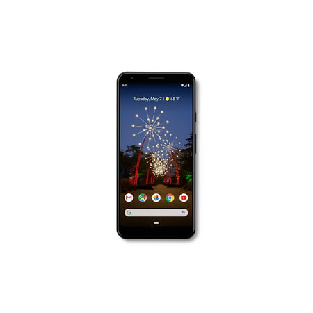 Google Pixel XL 3a Black, Factory Unlocked