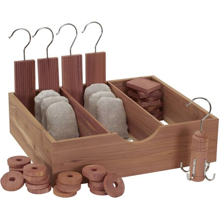 Cedar Fresh Cedar Closet Accessory Set for Shoes ()