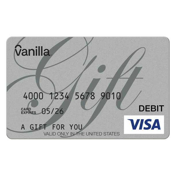$13 Vanilla eGift Visa® Virtual Account (email delivery)