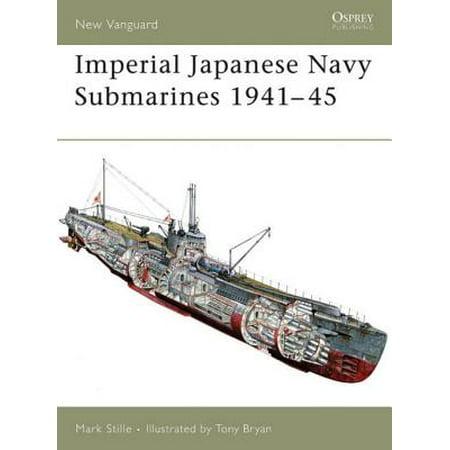 Imperial Japanese Navy Submarines 1941–45 - eBook