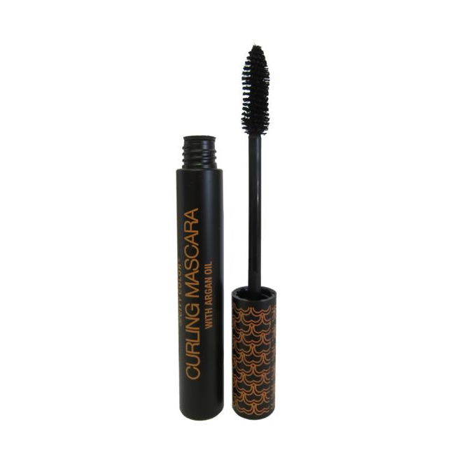 (6 Pack) CITY COLOR Curling Mascara with Argan Oil