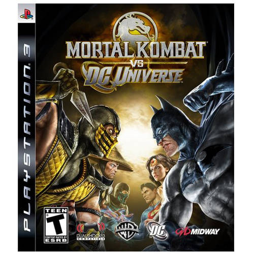 Mortal Kombat Vs. Dc Universe (PS3) - Pre-Owned