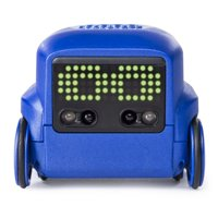 Boxer, Interactive A.I. Robot Toy (Blue) with Remote Control, Ages 6 & Up Optimized Packaging Blue