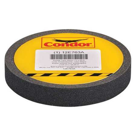 Jessup Manufacturing 3100-18x15 Black Antislip Tape, 18 in x 15 ft.