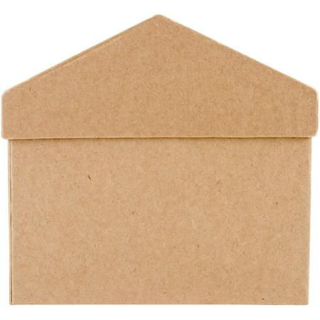 Papier Mch Paper Mache Boxes Amp Frames House Box Set