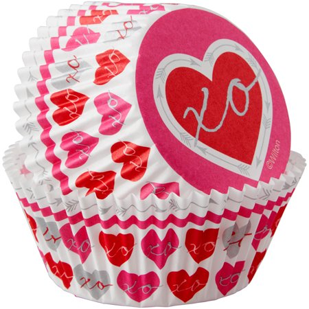 Cupcake Combo Pack Makes 24-Heartfelt - Confections Cupcake