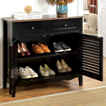 Hokku Designs Soniya Shoe Cabinet