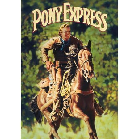 The Pony Express (Vudu Digital Video on Demand) - Pony Express Bible