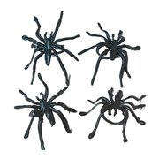 Plastic Spider Rings  package of 36