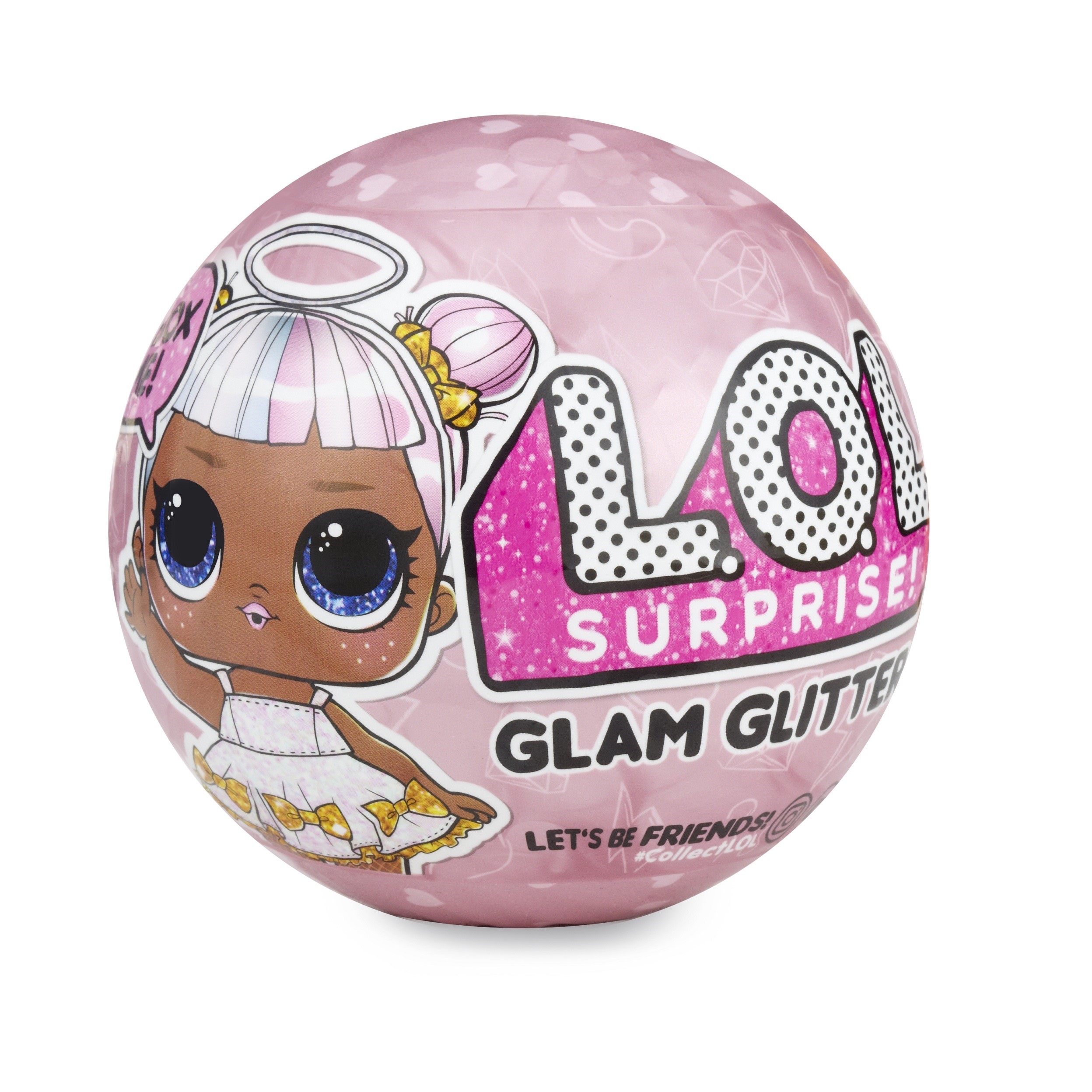 L.O.L. Surprise! Glam Glitter Doll