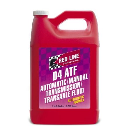 Redline D4 Automatic Transmission Fluid (ATF), 1 Gallon