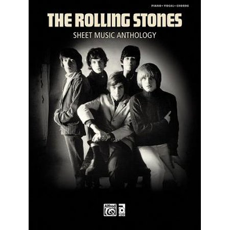 Rolling Stones -- Sheet Music Anthology : Piano/Vocal/Chords