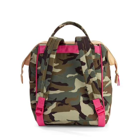 0838dc3bc Ev1 From Ellen Degeneres - Convertible Backpack Camo on Canvas ...
