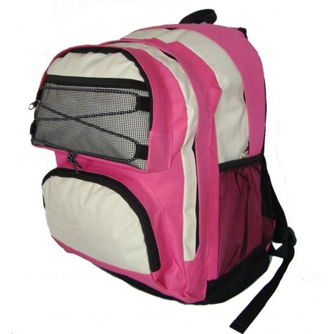 K-Cliffs Backpack With 2 Main Compartments
