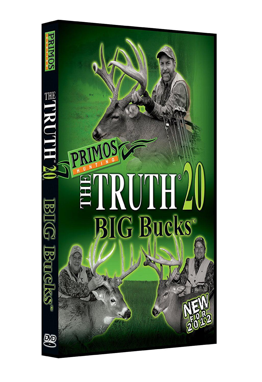 The TRUTH 20 BIG Bucks DVD By Primos Hunting by