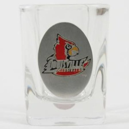Louisville 2oz Square Shot Glass (Louisville Square)